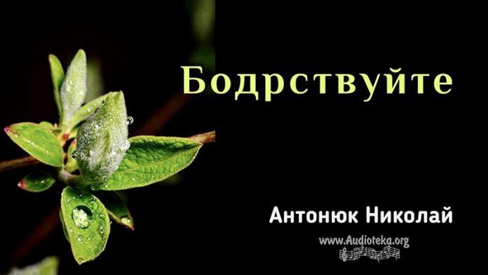 Бодрствуйте – Николай Антонюк