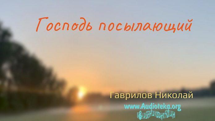 Господь посылающий - Гаврилов Николай