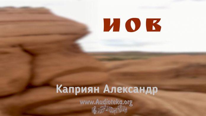 Иов - Каприян Александр