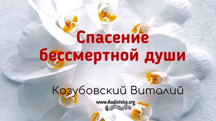 Спасение бессмертной души - Виталий Козубовский
