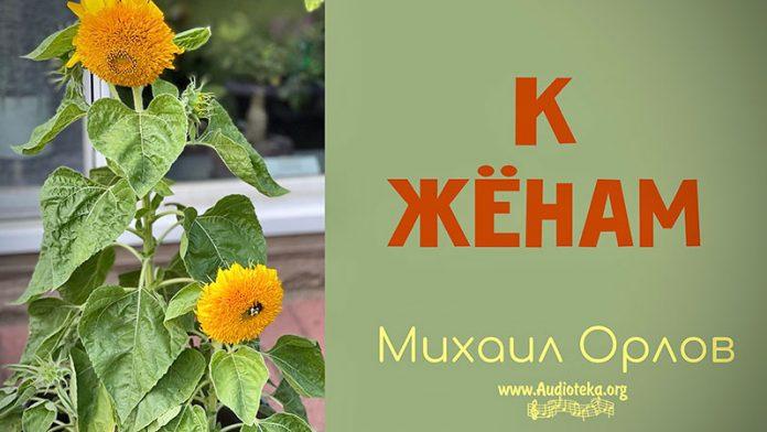 К жёнам - Михаил Орлов